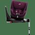 Britax Romer Столче за кола Dualfix i-Size- burgundy red