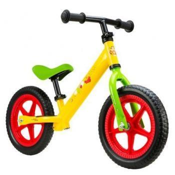 Seven Балансиращ велосипед Winnie the Pooh
