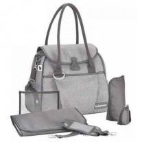 BabyМoov Чанта за количка Style Bag Smokey сива
