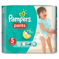 Pampers Pants 5 Maxi / Памперс Гащи 5 Макси Пелени-гащи за бебета и деца 12-18кг х22броя - Procter & Gamble