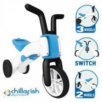 Chillafish Bunzi колело за балансиране 2в1 син