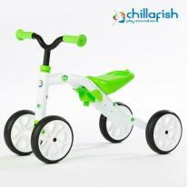 Chillafish Quadie играчка за яздене зелена