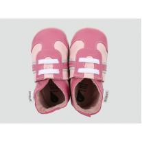 Bobux: Sports Shoe Light Pink