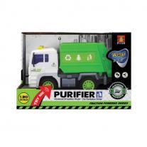 OCIE Камион за боклук със звук и светлина OTB0560150