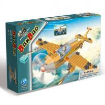 BANBAO Конструктор Самолет Air Jet F61 8244