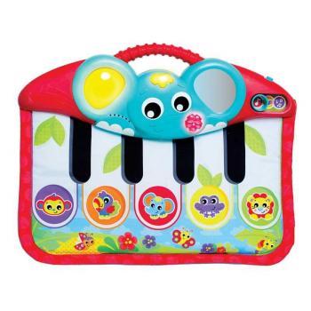 Playgro 4-в-1 Музикално пиано за ръце/крачета (със светлини)
