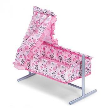 Легло-люлка за кукли Moni Butterfly