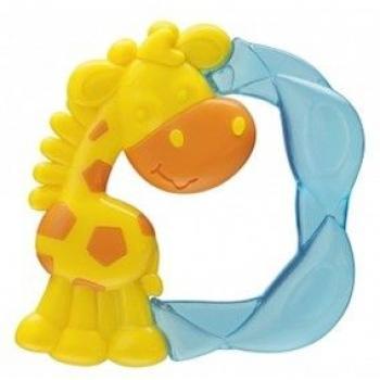 Playgro Гризалка с вода жирафчето Джери 3м+