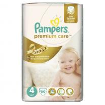 Pampers Premium Care 4 Среден Value Pack, 66 броя