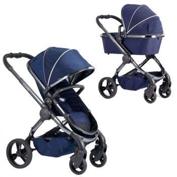 iCandy Peach 5 Chrome-Indigo детска количка 2 в 1
