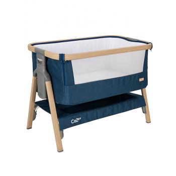 Tutti Bambini CoZee® бебешко сгъваемо легло Oak / Navy