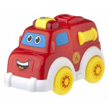 "Playgro Jerry's Class Активна играчка със светлина и звуци ""Пожарна кола"""