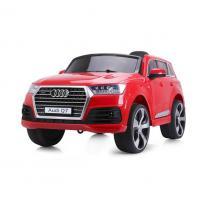 Chipolino Електрическа кола Audi Q7 червена ELJAUQ703RE