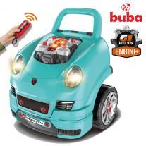 Детски интерактивен автомобил/игра Buba Motor Sport, 008-979 оранжев