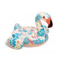 INTEX Надуваема играчка Тропическо фламинго Tropical Flamingo Ride-On