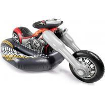 INTEX Надуваема играчка Мотор Cruiser Motorbike Ride-On