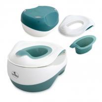 Lorelli Комплект WC TRANSFORM - Приставка за тоалетна чиния - Зелена
