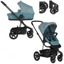 Easywalker Детска количка Harvey2 All Terrain 2 в 1- OCEAN BLUE