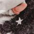 Bizzy Growin Бебешко памучно одеяло 75x100 - Sydney Sloth