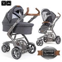 ABC Design Бебешка количка 2 в 1 3 Tec Street