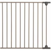 Safety 1st Удължител за модулна метална преграда за врата - 72см , сив