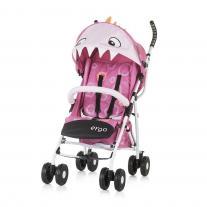 Chipolino Детска количка Ерго червено драконче